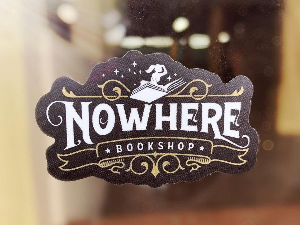 Nowhere Bookshop San Antonio