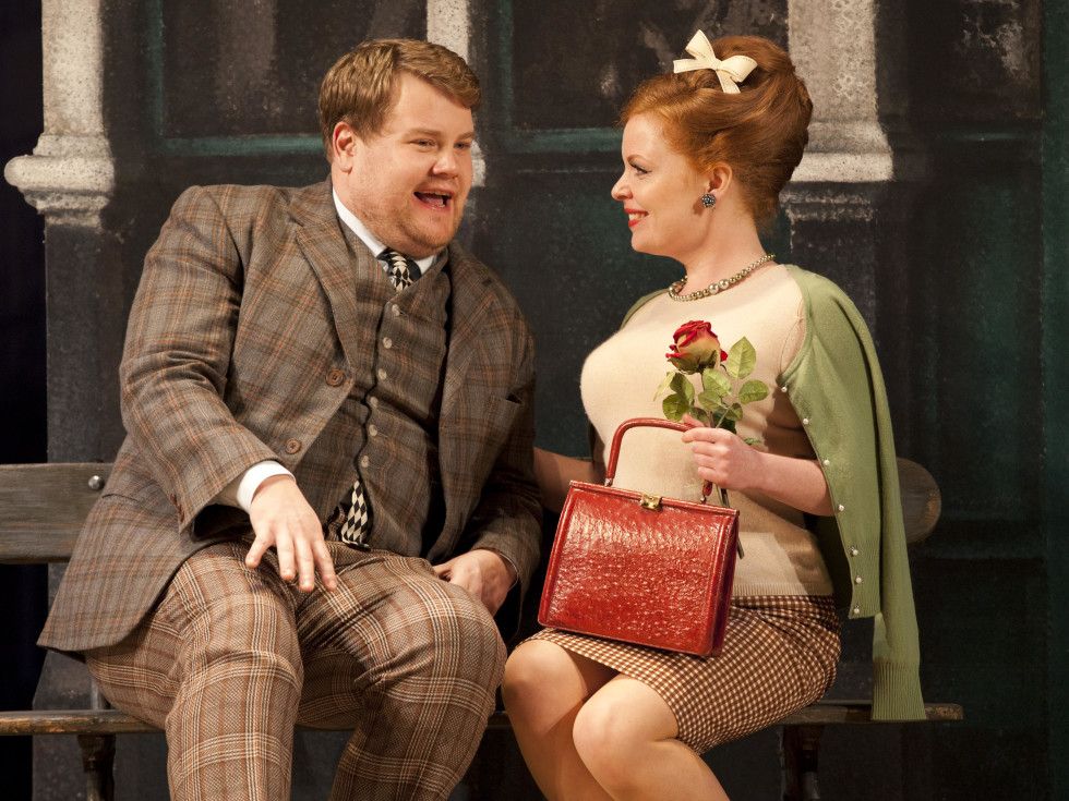 One Man, Two Guvnors on Broadway