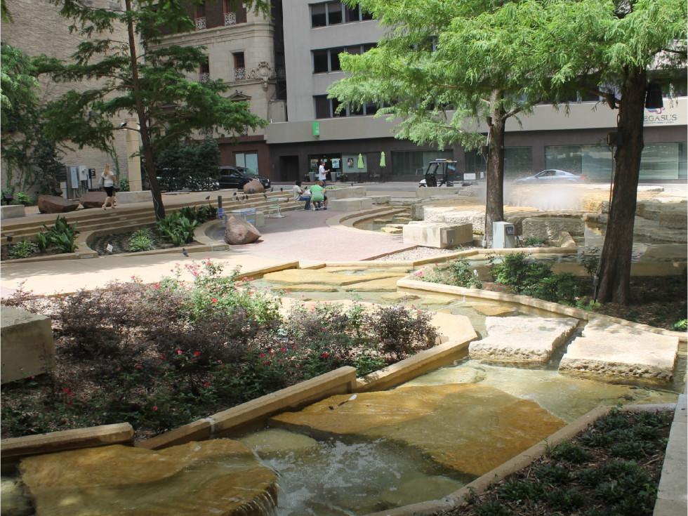 Pegasus Plaza