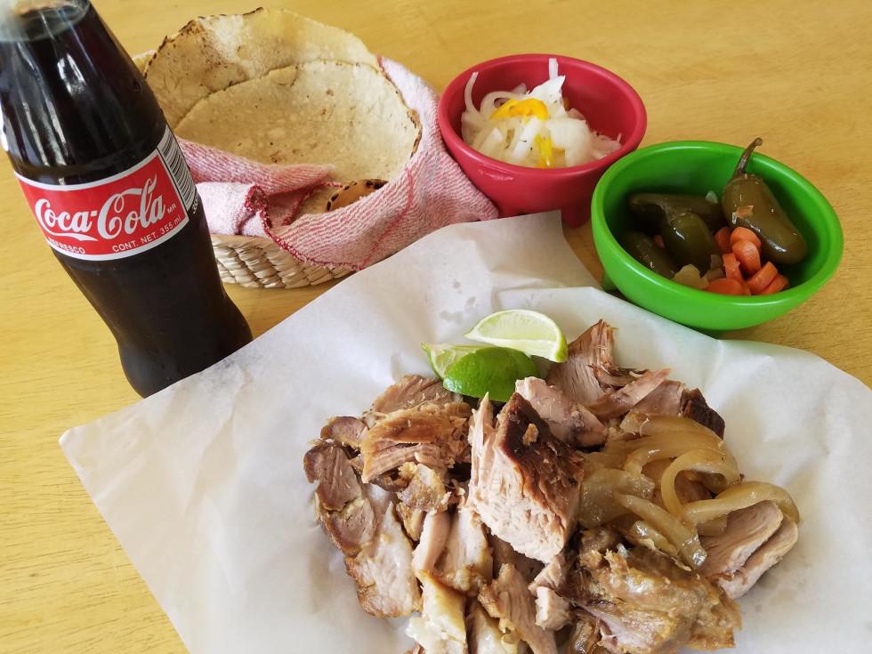 Carnitas Lonja tacos San antonio