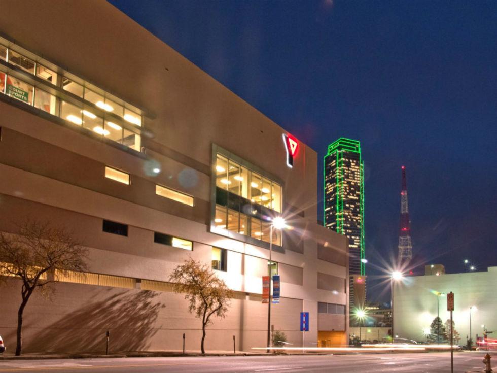 YMCA downtown Dallas