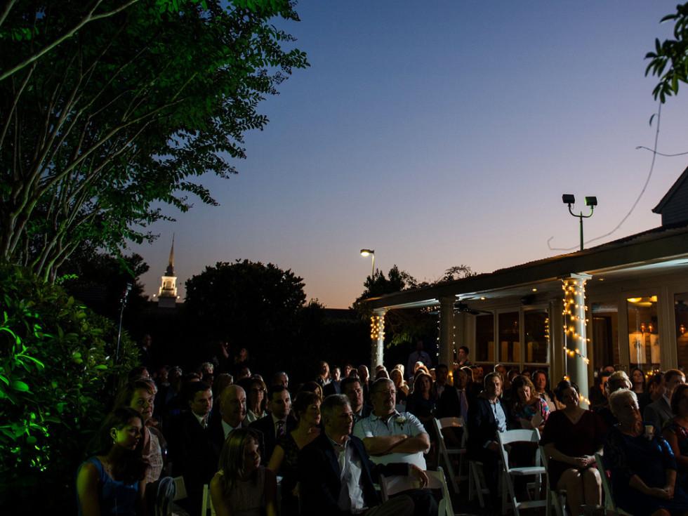 Outdoor venue, wedding