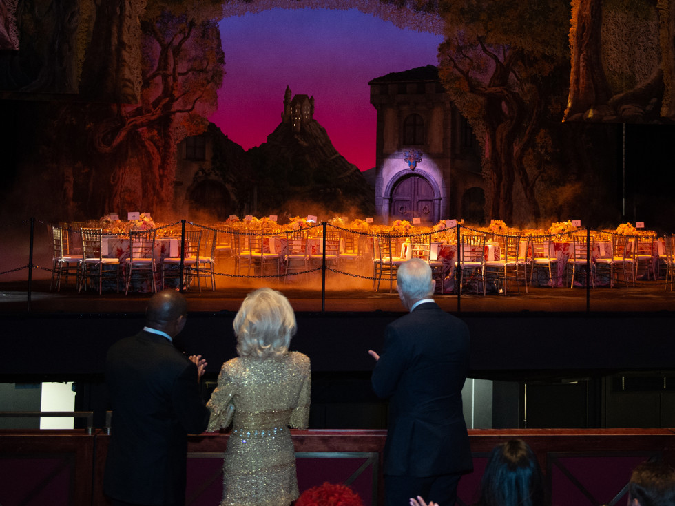 Houston Ballet Onstage Dinner