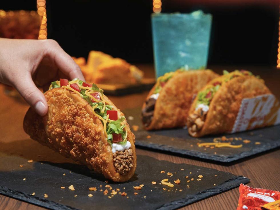 Taco Bell Chalupa