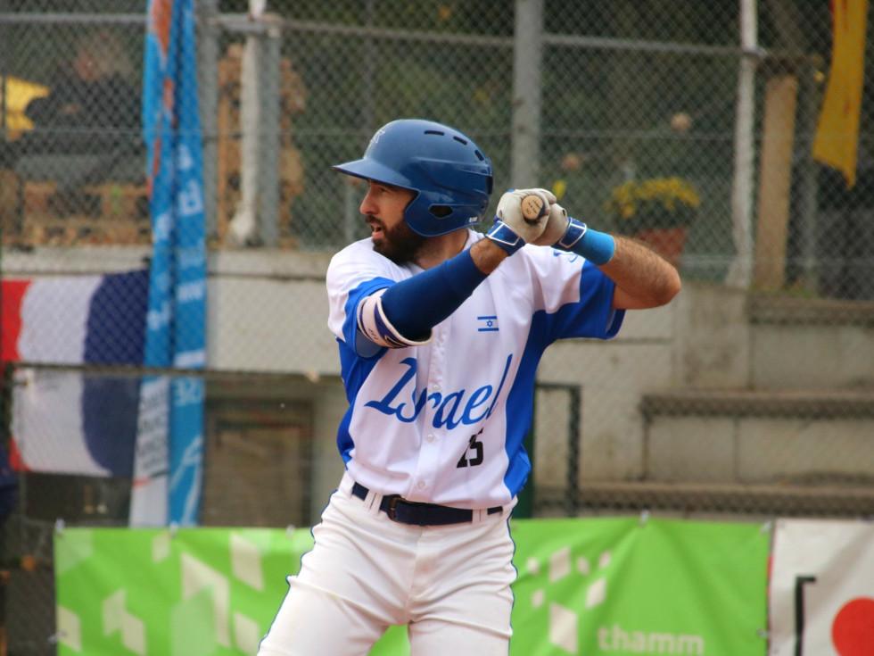 Jeremy Wolf Israel baseball team Ken Hoffman