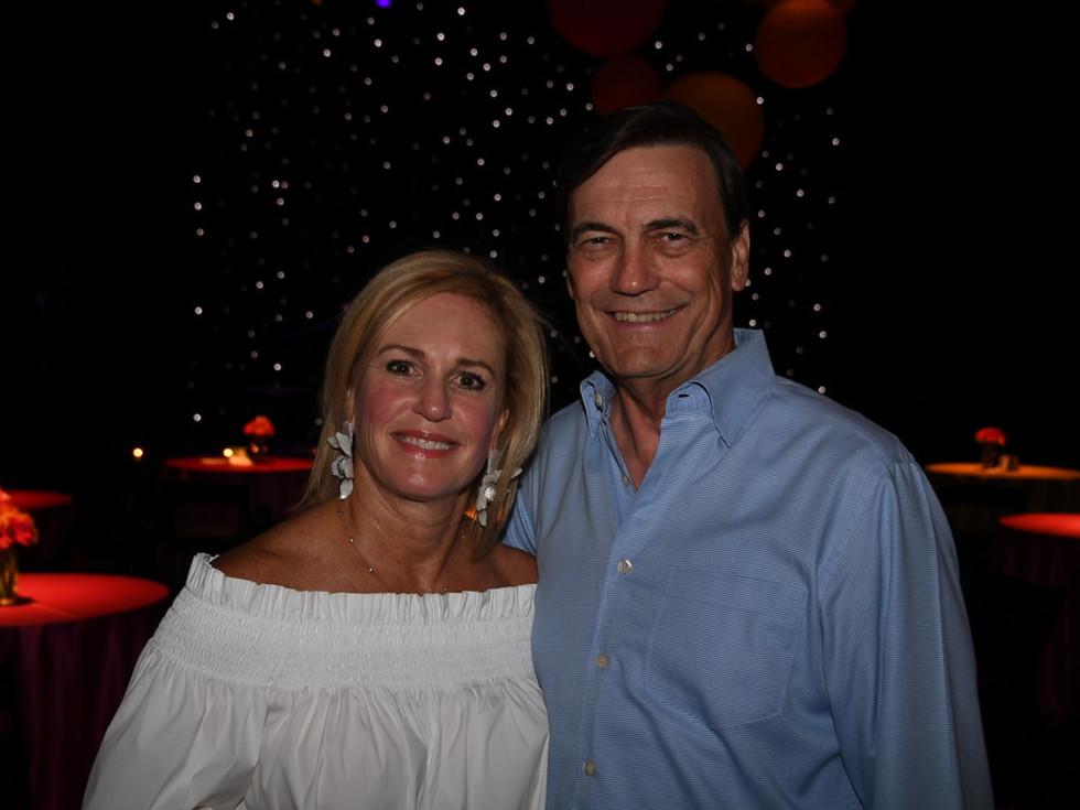 Beth Gideon, Randy Gideon