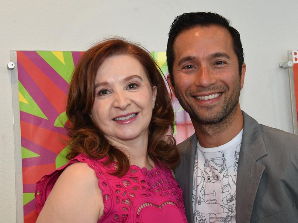 Kathleen Culebro, Carman Lacivita