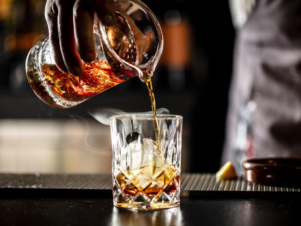 International Smoke cocktails