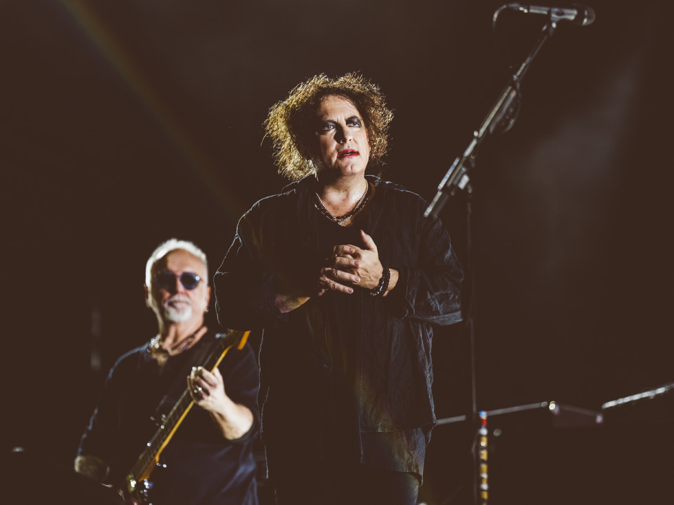 Austin City Limits Music Festival 2019 The Cure