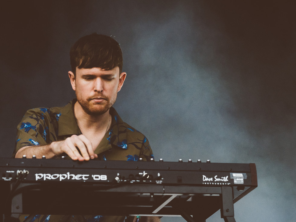 Austin City Limits Music Festival 2019 James blake