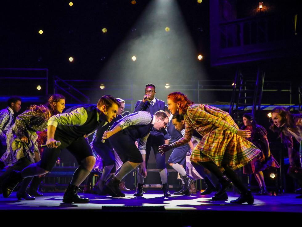 Theatre Under the Stars presents Spring Awakening
