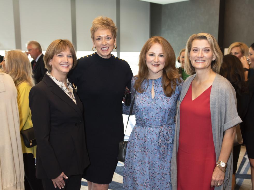 Valerie Richardson, Suzie Wilson, Jessica Coogan, Melissa Collins