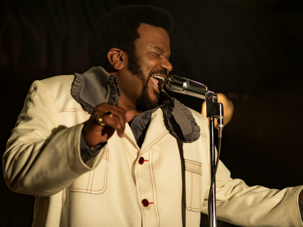 Craig Robinson in Dolemite is My Name