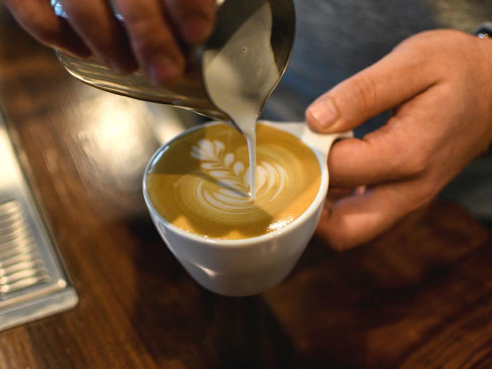 LA Reunion coffee
