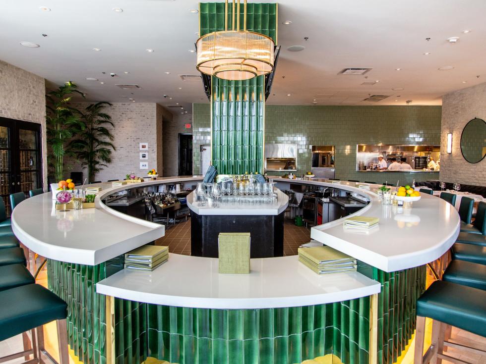 The Annie Cafe bar