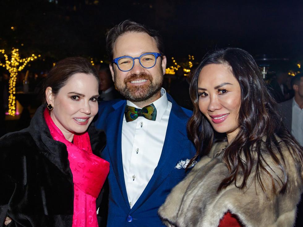Carla Hanz, Kevin Hanz, Tama Tran