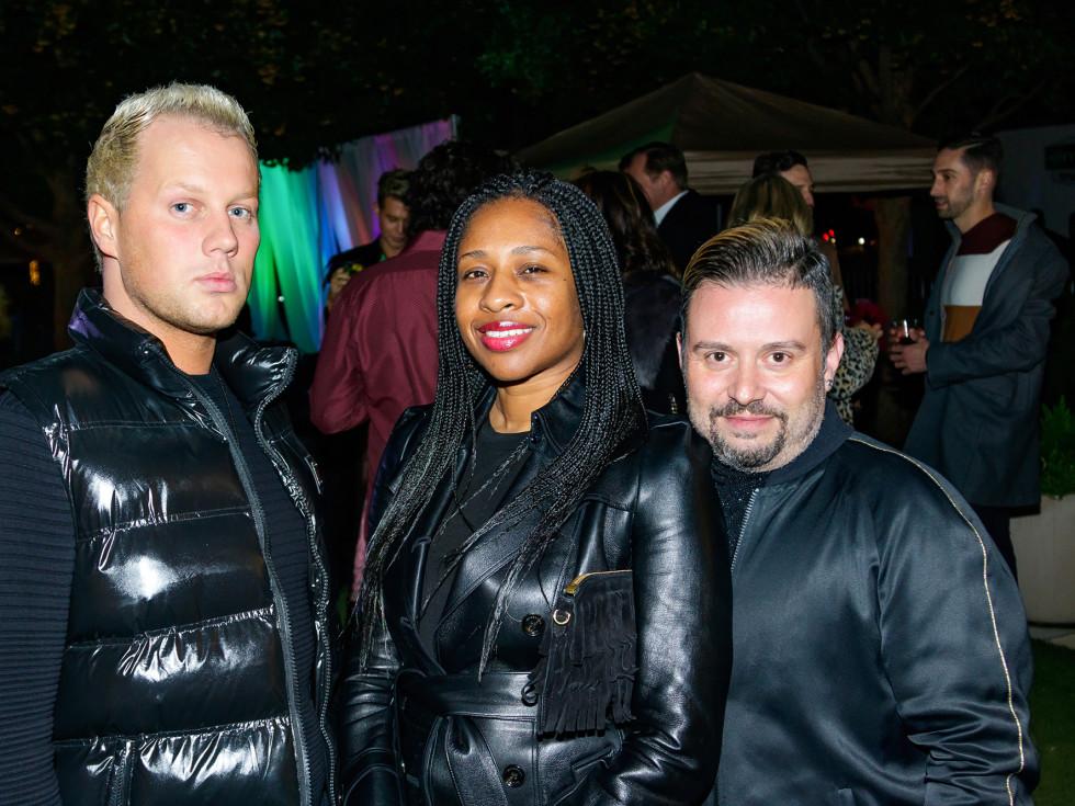 Eric Grove, Natasha Shaw, Justin Ghirardi