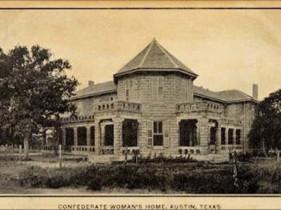Confederate Woman's Home