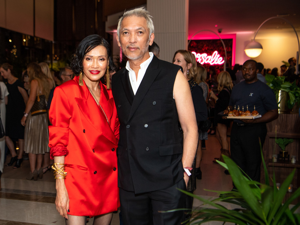 C. Baldwin grand opening 2019 Duyen Marc Nguyen