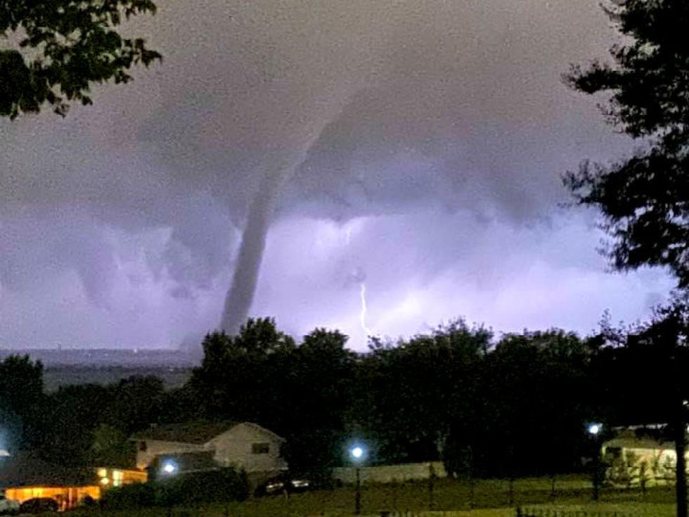 Dallas tornado Oct 2019