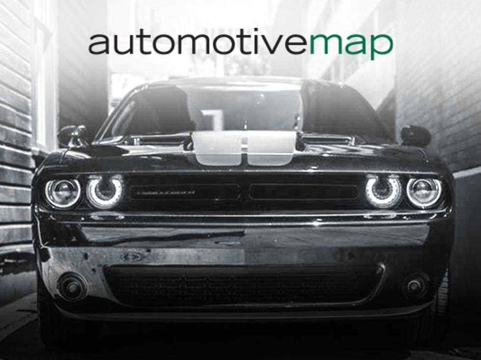 AutomotiveMap graphic