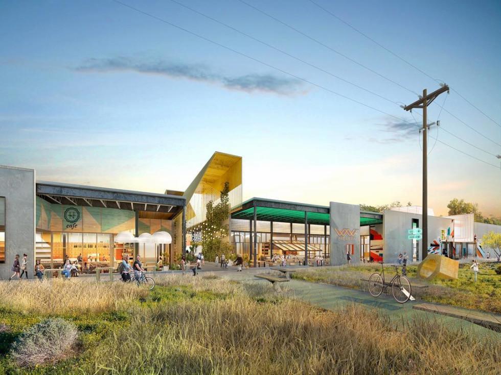 MKT Heights development rendering
