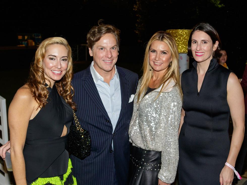 Elizabeth Kimple, Scott Kimple, Kary Brittingham, Robyn Siegel