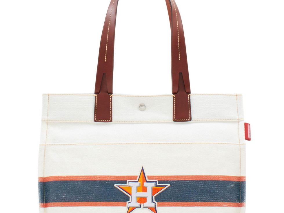 Where to shop Astros World Series 2019 Dooney & Bourke tote