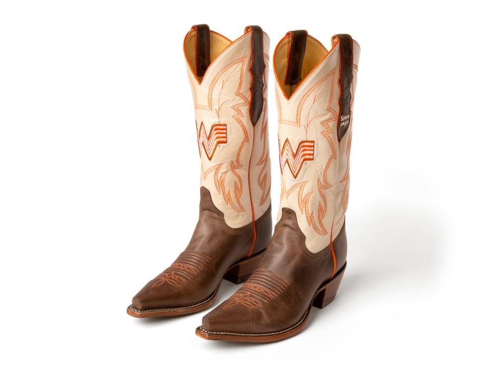 Whataburger boots women's