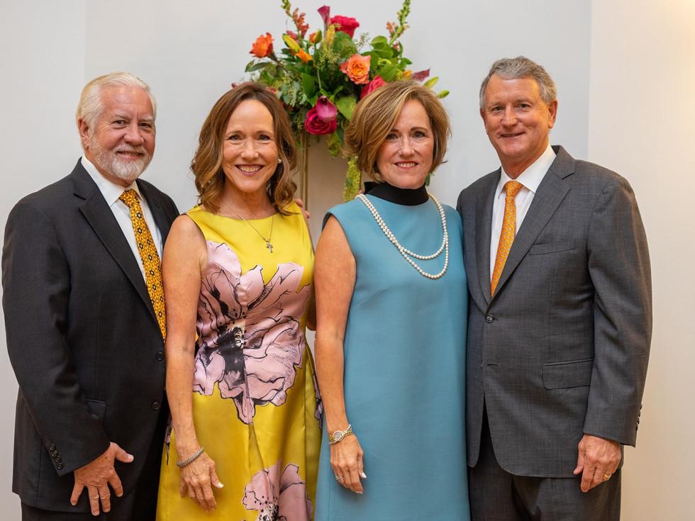 Ed & Linda Appleby with Kathi and Scott Shuford