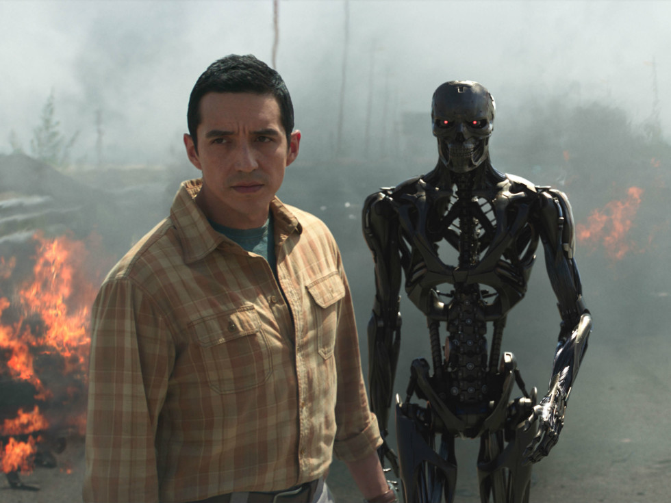 Gabriel Luna in Terminator: Dark Fate