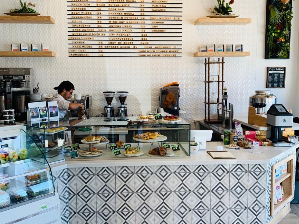A Buzzy Sip At A Cbd Coffee Shop In West U Plus Downtown Italian Soul Culturemap Houston