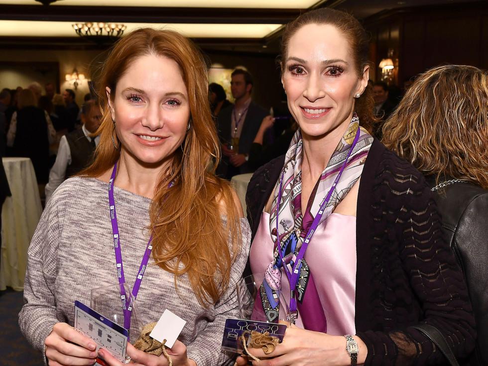 Iron Sommelier 2019 Kellie Jenks and Camille Barreto