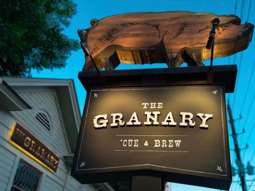 The Granary 'Cue & Brew San Antonio