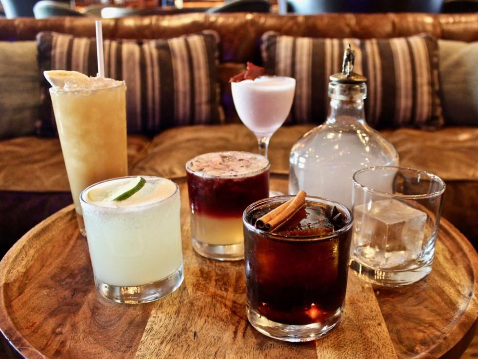 """Geraldine's """"Friends"""" cocktails"""