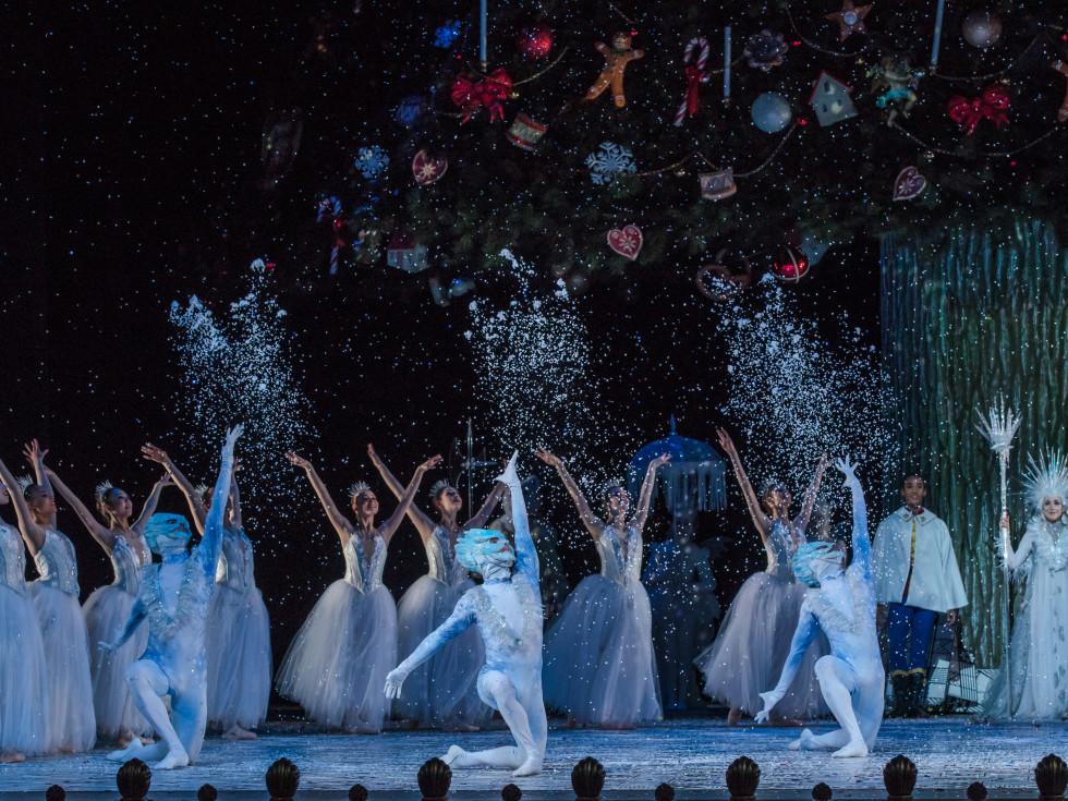 Artists of Houston Ballet in Stanton Welch's The Nutcracker