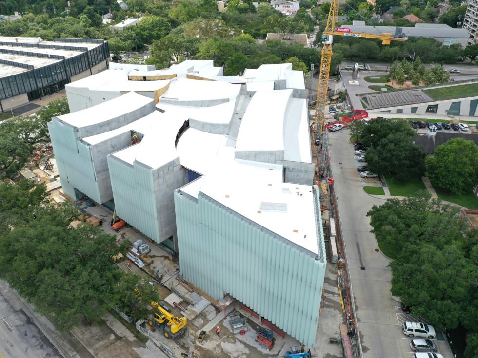 Nancy Rich Kinder Building Museum of Fine Arts Houston 2019