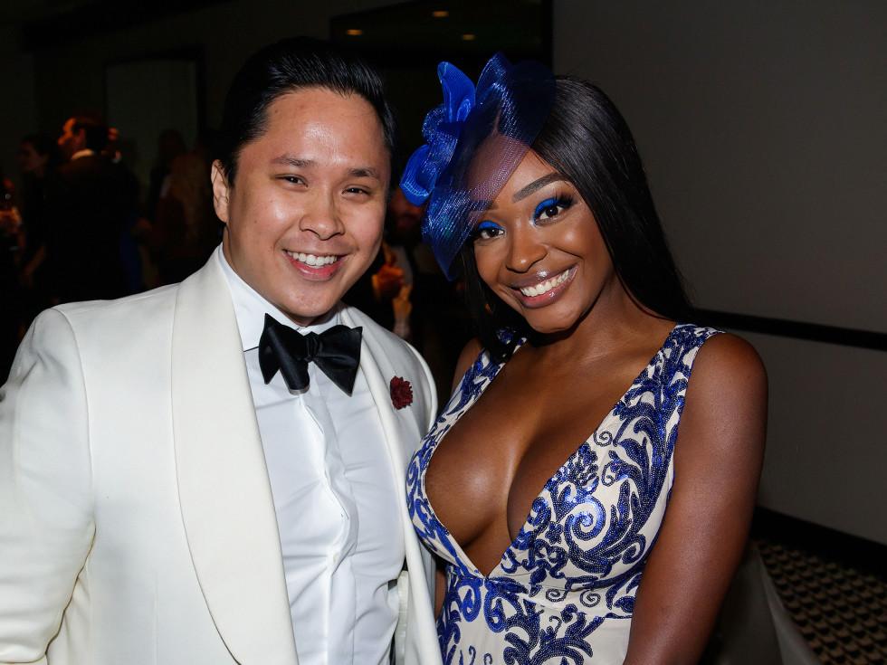 Anthony Ho, Alise Randall