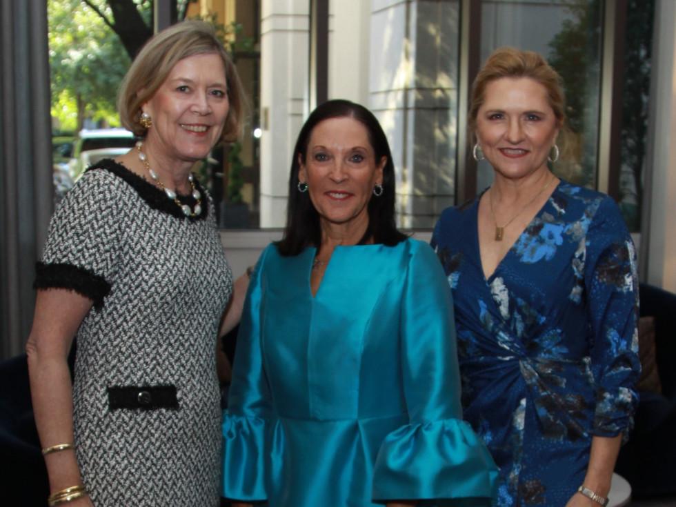 Kay Weeks, Venise Stuart, Melissa Lewis