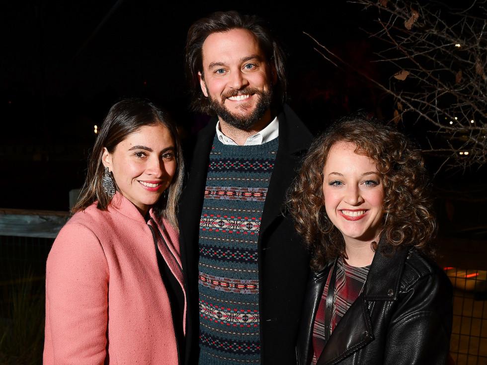 Urban Wild Bridge Bash Paulina Padilla, Derek Shannon, and Kay Leigh Shannon