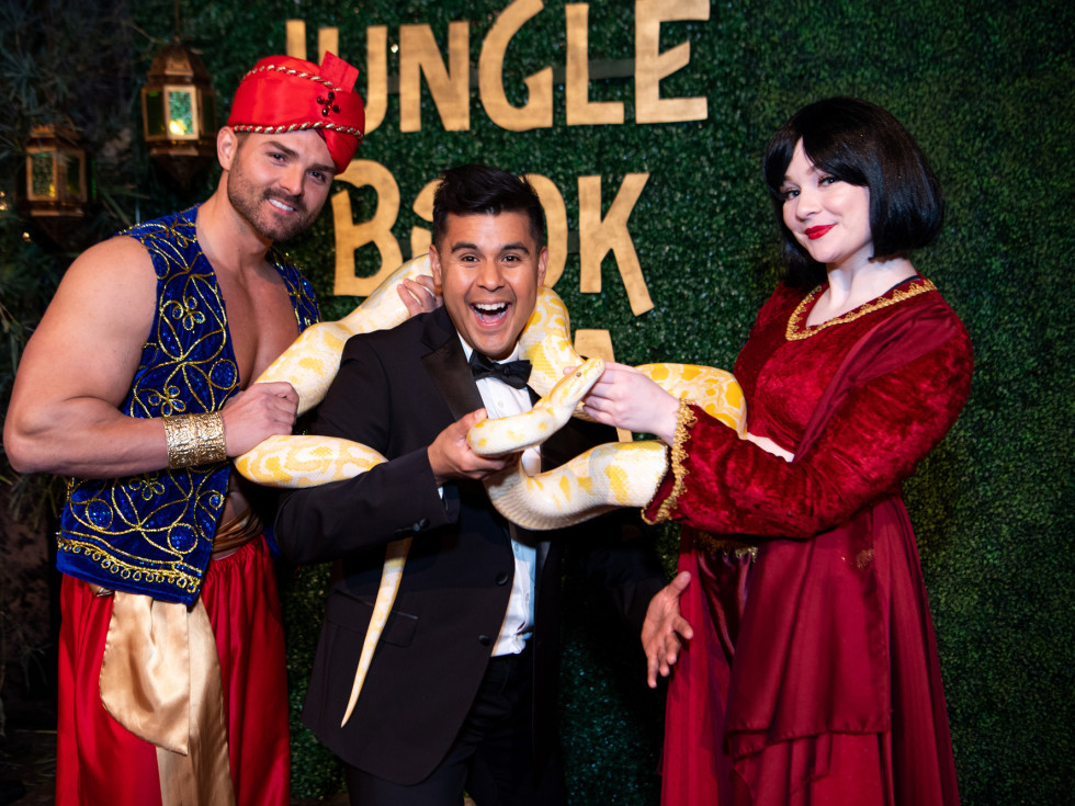Jungle Book Gala 2019 Ruben Galvan