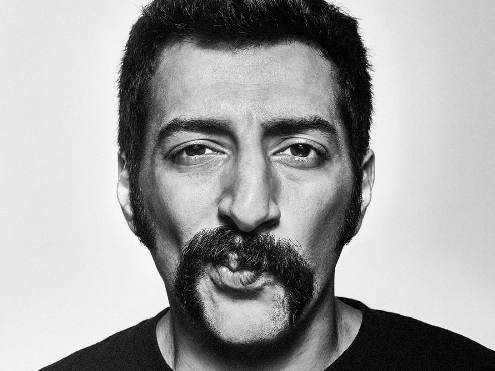 Movember Raheel Ramzanali Houston