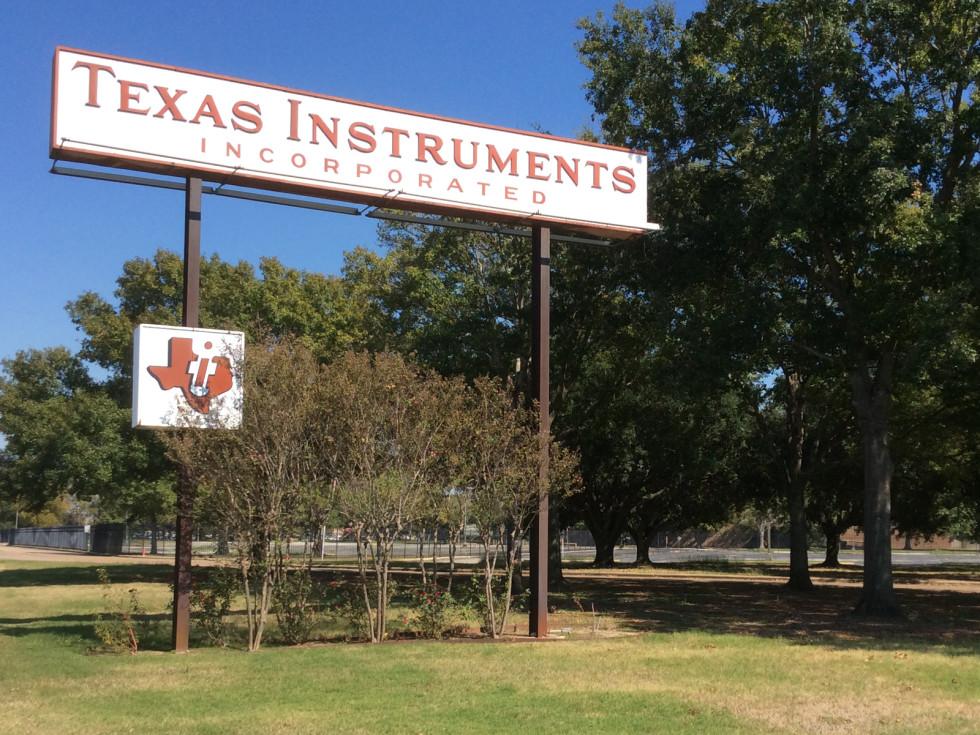 Texas Instruments campus