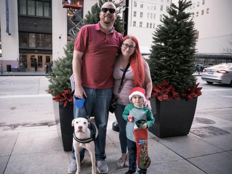 Downtown Dallas Christmas