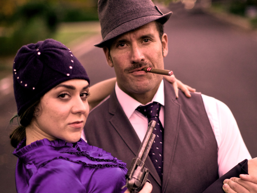 Bonnie and Clyde: A Musical Comedy