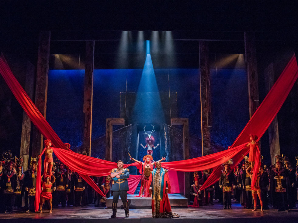 Houston Grand Opera presents Aida