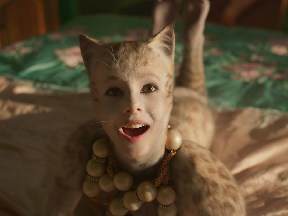 Francesca Hayward in Cats