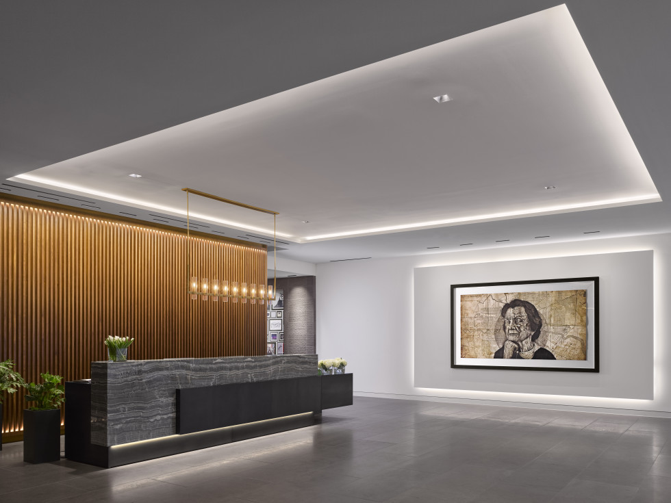 Sloan/Hall opens at the C.Baldwin hotel