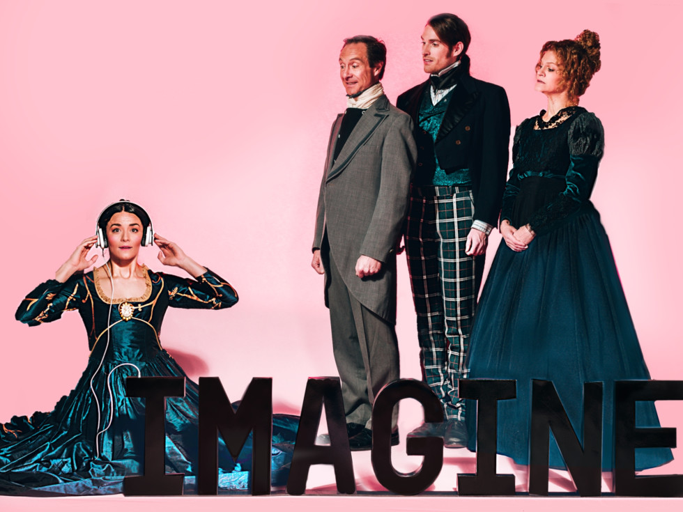 Stage West presents Ada and the Engine