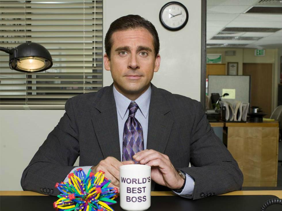steve carell office